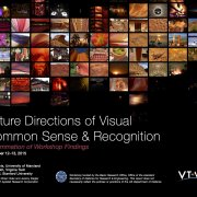Future Directions of Visual Common Sense & Recognition: A Summation of Workshop Findings