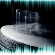 Hands beating drum