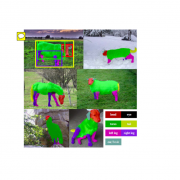 Parsing Objects and Scenes in Two- and Three-Dimensions