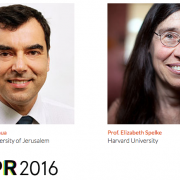 Photos of Prof.  Liz Spelke and Prof. Amnon Shashua