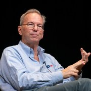 Ex-Google CEO Eric Schmidt. Photo: Kris Brewer