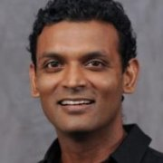 Photo of Prof. Santosh Vempala