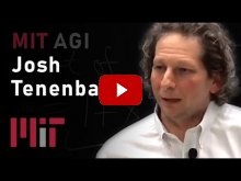 Embedded thumbnail for MIT AGI: Building machines that see, learn, and think like people (Josh Tenenbaum) (1:35:08)