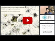 Embedded thumbnail for Next-generation recurrent network models for cognitive neuroscience