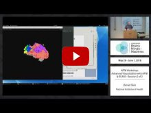 Embedded thumbnail for 35 - Advanced Visualization with AFNI & SUMA - Part 2 of 2