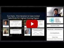 Embedded thumbnail for SVRHM 2020 - Concluding Remarks