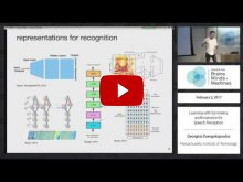 Embedded thumbnail for Learning with Symmetry and Invariance for Speech Perception