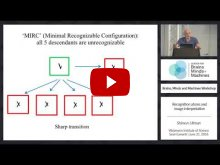 Embedded thumbnail for Atoms of Recognition and Interpretation