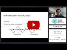 Embedded thumbnail for Linear Analysis of RNN Dynamics