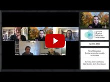 """Embedded thumbnail for CBMM Panel Discussion: """"Testing generative models in the brain"""""""