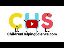 Embedded thumbnail for Children Helping Science!
