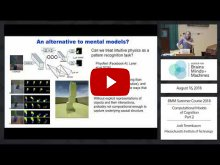Embedded thumbnail for Computational Models of Cognition: Part 2 (58:30)
