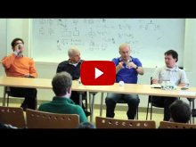 Embedded thumbnail for Panel Discussion: Beyond Feedforward Architectures