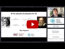 Embedded thumbnail for AI for physics & physics for AI