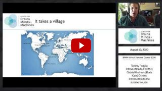 Embedded thumbnail for BMM Virtual Summer Course 2020 - Introduction