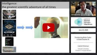 Embedded thumbnail for Deciphering Brain Codes to Build Smarter AI