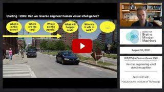 Embedded thumbnail for Reverse engineering visual object recognition